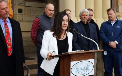 Summit County's opioid lawsuit slowly moving through court system